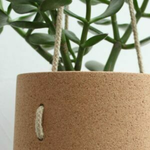Atlas Hanging Planter Jute